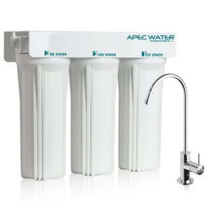 Best Water Filter 3 stage under counter