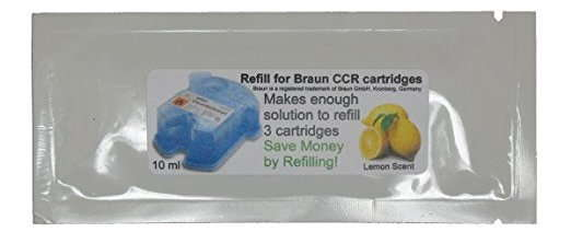 Braun Clean and Renew Refill Cartridge-Homemade Braun Cleaning Solution