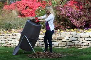 Spin Bin 60 Compost Barrel