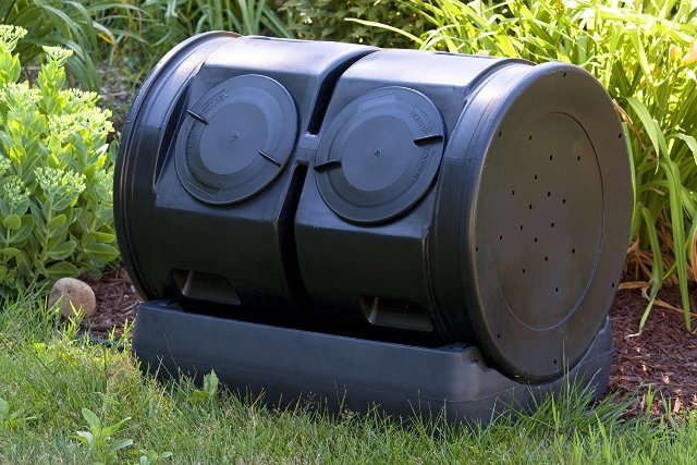 Good Ideas Compost Tumbler